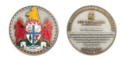 New Westminster Appreciation coin f&b
