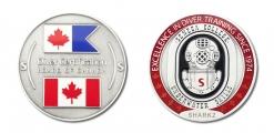UWS coin - Seneca College f&b