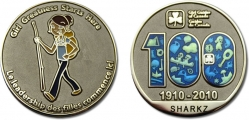 Girl Guides of Canada - 100 years