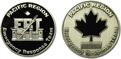 Corrections Canada Pacific ERT