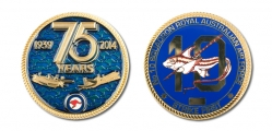 10 Sqn 75th Anniversary RAAF f&b