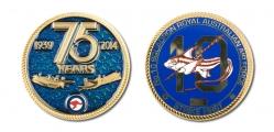 10 Sqn 75th Anniversary RAAF f&b