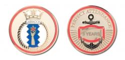 Labrador Sea Cadet Attendance red f&b