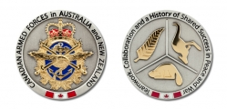 Canadian Forces in Australia and New Zealand