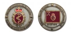 Royal Canadian Medical Service Royal Colours