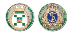 HMCS Charlottetown CO f&b