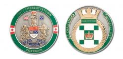HMCS Charlottetown Coxswain f&b