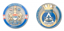 HMCS MONTREAL coxswain f&b