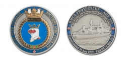HMCS Protecteur decomissioning f&b