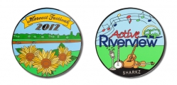 Avtive Riverview NB Harvestfest 2012