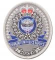 Edmonton K-9 badge