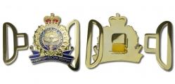 Edmonton Police Belt Bucklef&b