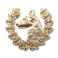 Edmonton Police Dog Handler Badge sml