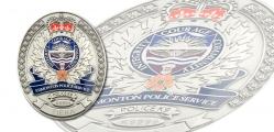 Edmonton Police Dog Badge