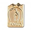 Family pin