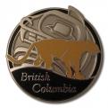 BC Cougar Pin