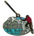 Mt Robson Provincial Park Zipper pull