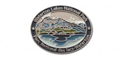 Waterton Pin
