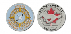 3 Canadian Forces Flight Training School Mustangs