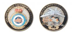 433 Squadron coin f&b