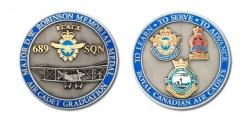 689 Sdn Memorial Medal