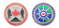 Air Mobility Honour Coin f&b