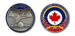 Royal Canadian Air Force - Collectible Coin